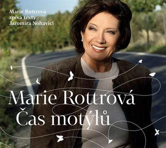 Marie Rottrová - Čas motýlů CD