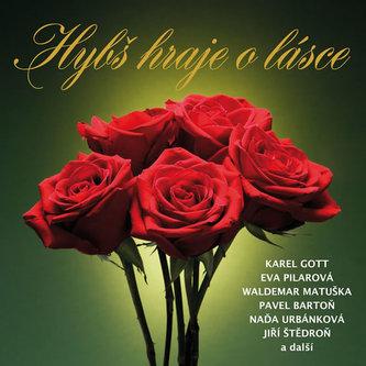 Václav Hybš - Hybš hraje o lásce CD