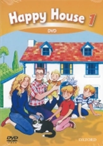 Happy House 3rd Edition 1 DVD