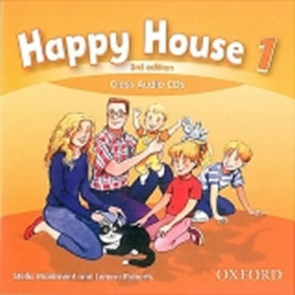 Happy House 3rd Edition 1 Class Audio 2 CD - Maidment Stella