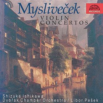 Koncerty pro housle a orchestr - CD