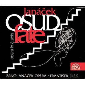 Osud. Opera o 3 dějstvích - komplet - CD