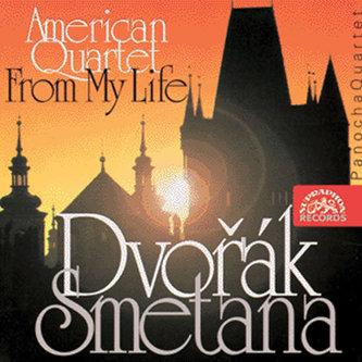 Smyčcový kvartet č. 1 - Smyčc. kvartet Americký - CD