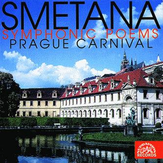 Symfonické básně, Pražský karneval - CD