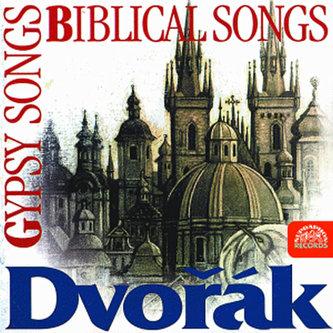 Písně / Biblické písně, Cigánské melodie, Večerní písně…CD