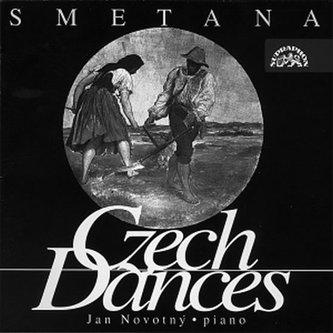 České tance, Šest charakteristických kusů - CD