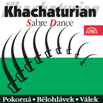 Šavlový tanec - CD