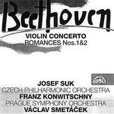 Koncert pro housle a orchestr - CD