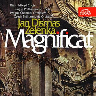 Magnificat, Žalm 129, Litanie Omnium Sanctorum, Salve Regina - CD