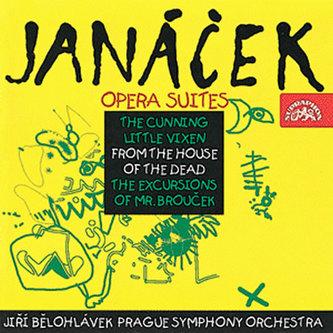 Suity z oper - CD