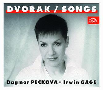 Písňový recitál - CD - Dvořák Antonín