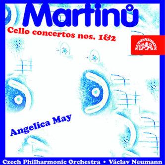 Koncerty pro violoncello a orchestr - CD
