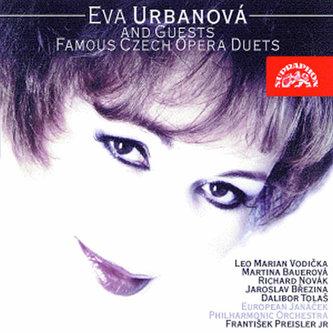 Famous czech opera duets - CD