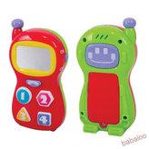 Dětský telefon 13 cm BO
