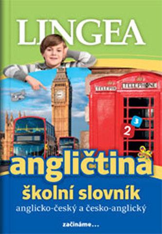 Angličtina - školní slovník AČ-ČA - neuveden