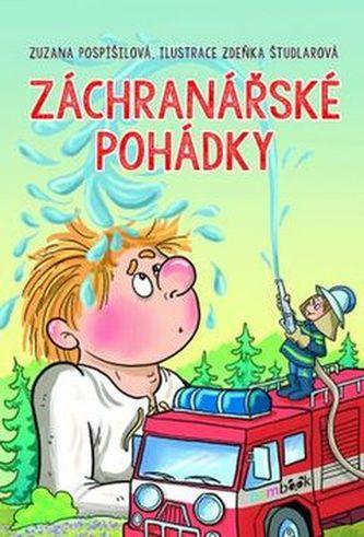 Záchranářské pohádky - Zuzana Pospíšilová