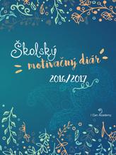 Školský motivačný diár 2016/2017
