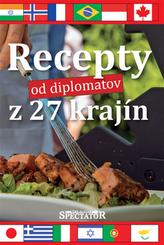 Recepty od diplomatov z27 krajín