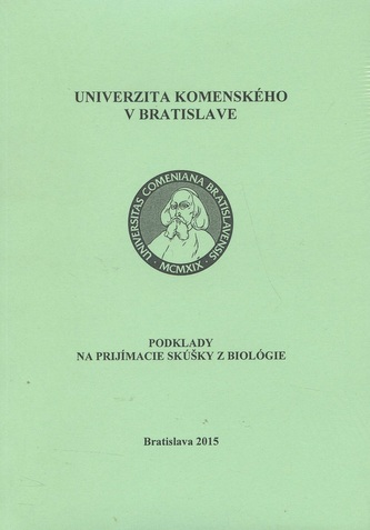Podklady na prijímacie skúšky z biológie