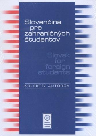 Slovenčina pre zahraničných študentov / Slovak for foreign students
