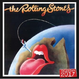 Kalendář 2017 - ROLLING STONES