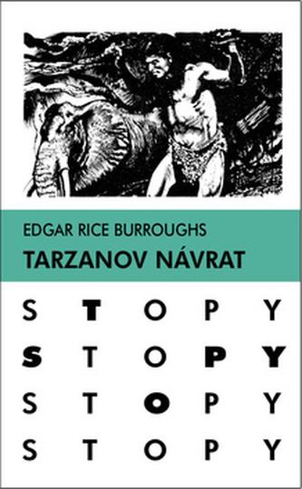Tarzanov návrat - Edgar Rice Burroughs