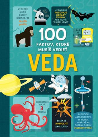 100 faktov, ktoré musíš vedieť – VEDA - Jörg Meidenbauer