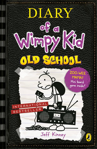 Diary of a Wimpy Kid 10 - Old School - Kinney Jeff