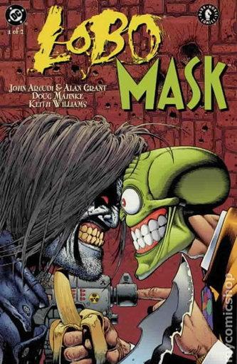 Lobo versus Maska a další řežba