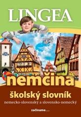 Nemčina - školský slovník