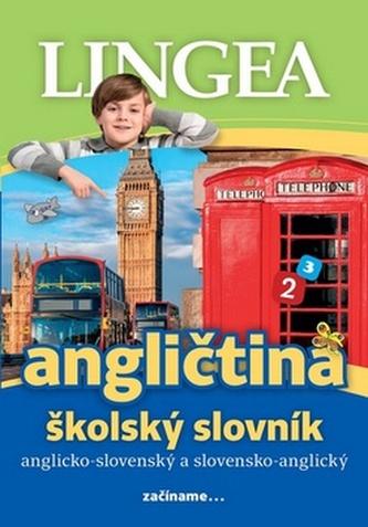 Angličtina - školský slovník