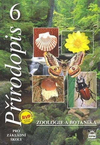 Přírodopis 6 pro základní školy - Zoologie a botanika - Černík Vladimír a kolektiv