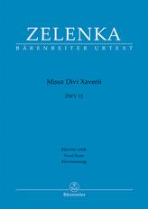 Missa Divi Xaverii ZWV12
