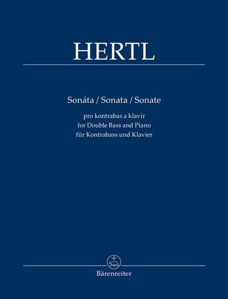 Sonáta pro kontrabas a klavír - František Janouch