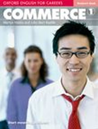 Oxford English for Careers: Commerce 1 Student´s Book