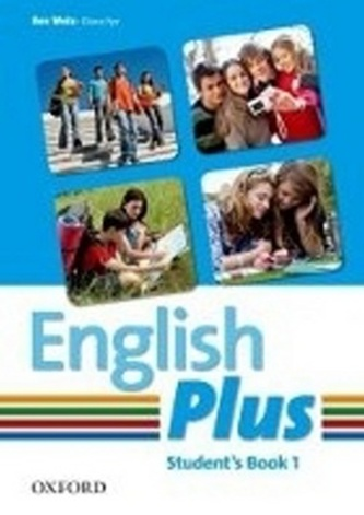 ENGLISH PLUS 1 STUDENT´S BOOK - Náhled učebnice