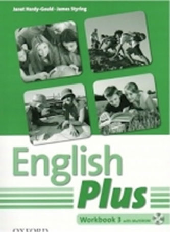 English Plus 3 Workbook with MultiRom CZ
