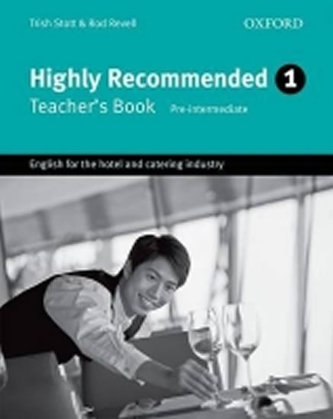 Highly Recommended 1 Teacher´s Book