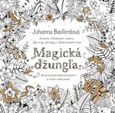 Magická džungľa- Atramentové dobrodružstvo a kniha maľovaniek