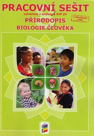 Přírodopis 8 - Biologie člověka (pracovní sešit)