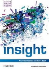 Insight Pre-intermediate Student´s Book