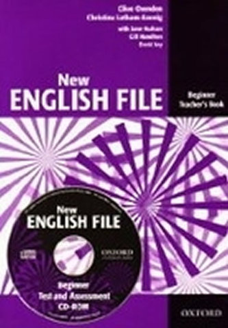 New English File Beginner Teacher´s Book + Test Resource CD Pack - Oxenden Clive, Latham-Koenig Chr