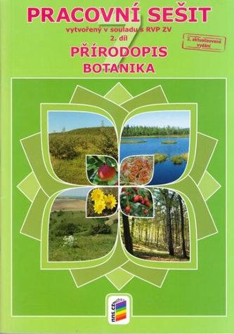 Přírodopis 7, 2.díl - Botanika (pracovní sešit) - neuveden