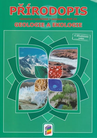 Přírodopis 9 - Geologie a ekologie (učebnice)