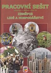 Zeměpis 9 - Lidé a hospodářství (pracovní sešit)