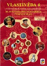 Vlastivěda 4 - Hlavní události nejstarších českých dějin (učebnice)