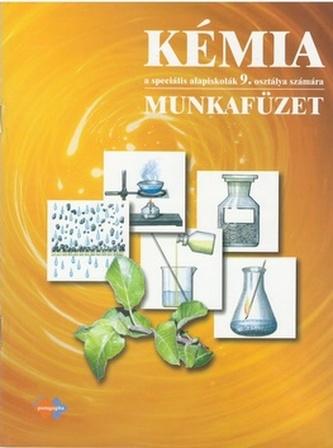 Kémia Munkafüzet a speciális alapiskolák 9. osztálya számára