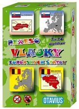 Pexeso Vlajky európskych štátov