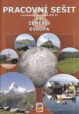 Zeměpis 8, 1. díl - Evropa (pracovní sešit)