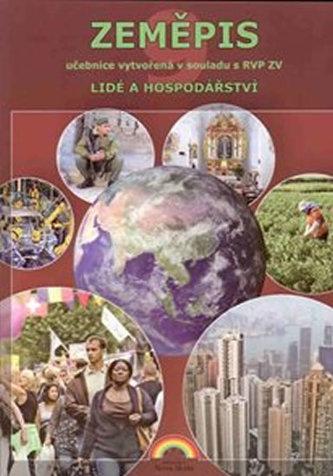 Zeměpis 9 - Lidé a hospodářství (učebnice) - neuveden